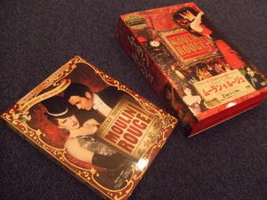 """Moulin Rouge!"" BD & DVD"