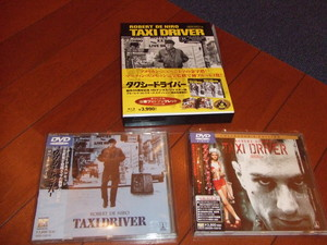 """""""Taxi Driver"""" on Discs"""