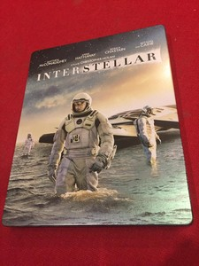 """Interstellar"" on Blu-ray Disc"