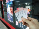 Tickets of Big Hero 6
