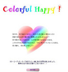 Colorful Happy!