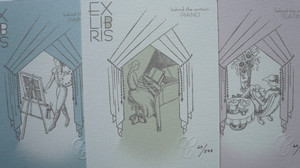 Exlibris for Your Private Stories