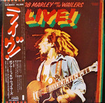 BOB MARLEY and the WAILERS / LIVE! (