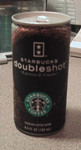 canned coffee from starbucks