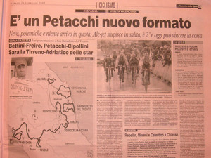 La Gazetta dello Sport 050226