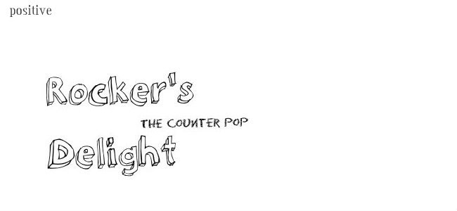 the counter pop のブログ