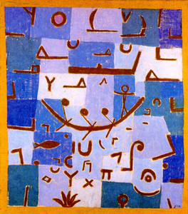 "Klee ""Legend of the Nile"""