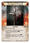AGoT-LCG-The Siege of Winterfell