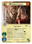 AGoT-LCG-Cersei Lannister