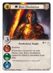 Beric Dondarrion (Illyrio's Gift, 1