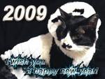 新年挨拶2009