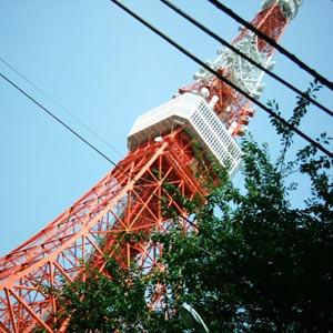 画像サンプル:東京タワー