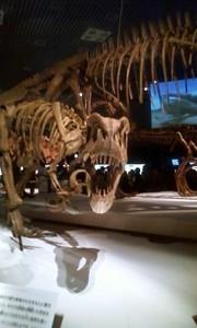国立科学博物館「大恐竜展」