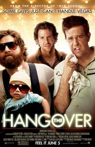 """""""The Hangover"""" poster"""
