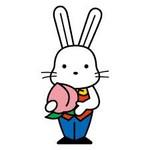 福島市観光キャラクター「ももりん」