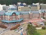 東京駅(東武ワールドスクウェア)
