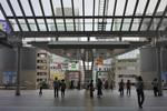 JR品川駅港南口