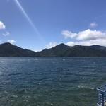 いい天気@中禅寺湖