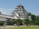 鶴ケ城(会津若松城)