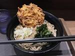平日食べた富士そばの味を思い出す。