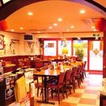 中華料理店「栄華楼 新館」