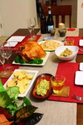 クリスマスの晩餐