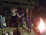 東大寺の除夜の鐘