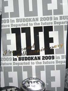 I've in BUDOKAN 2009