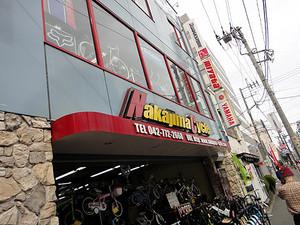 今日も自転車店巡り(・∀・)