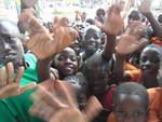 ウガンダの子供たち