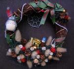 トトロのクリスマス・リース