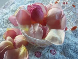 ジュビリーとモリスの花びら