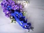 高級切り花「デルフィニウム」
