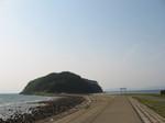夏泊半島大島