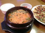 韓国料理の李朝