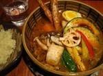 KANDY SPICE 野菜カレー