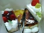 TABOのケーキ