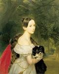 ウリヤナ・スミルノワの肖像 (C)The