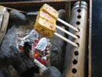 湧水亭の味噌田楽