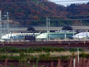 米原/新幹線試験車両
