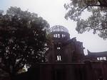 広島は放射能汚染の先輩
