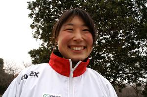 あけもどろ大会招待選手の日本代表皆川
