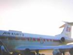 高麗航空の飛行機