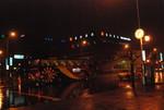 夜の台北駅前