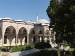 トプカプ宮殿の中庭