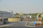 アブダビ空港より外を望む