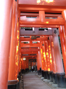 伏見稲荷神社の鳥居