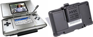 NintendoDS 外付けHDD