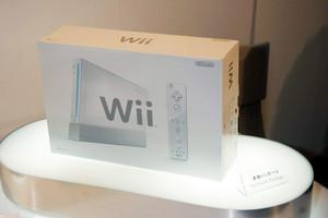 Wiiのパッケージ