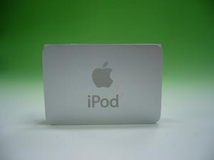 iPod shuffle裏